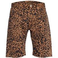 Vetements Jeans Shorts braun